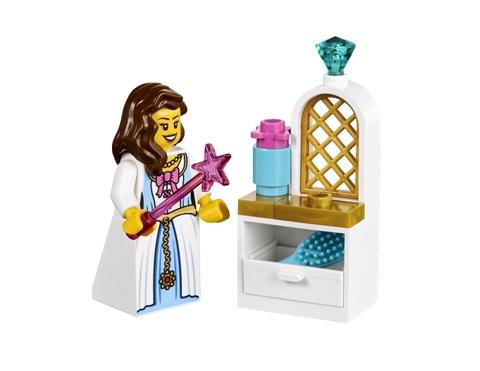 Bộ đồ chơi Lego Juniors 10668 - Lâu đài công chúa mang đến phút giây vui chơi cho bé