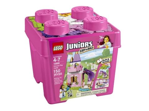 Hình ảnh bên ngoài sản phẩm Lego Juniors 10668 - Lâu đài công chúa