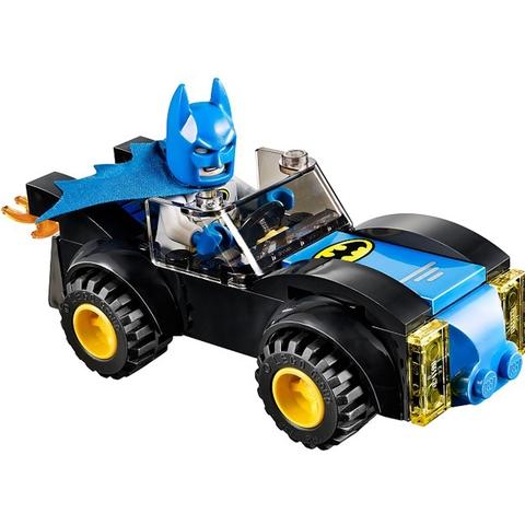 Bộ đồ chơi Lego Juniors 10672 - Bảo Vệ Hang Dơi giúp bé phát triển khả năng tư duy