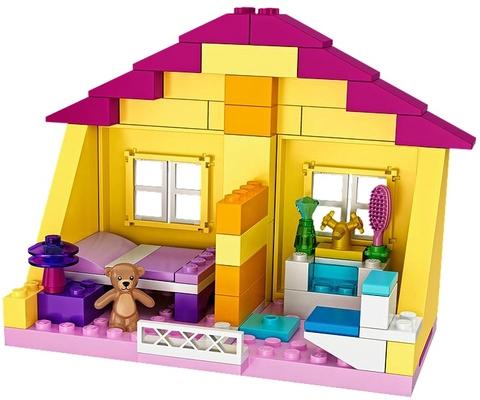 Lego Juniors 10686 - Nhà ở gia đình với nhiều trò chơi đầy hấp dẫn cho bé