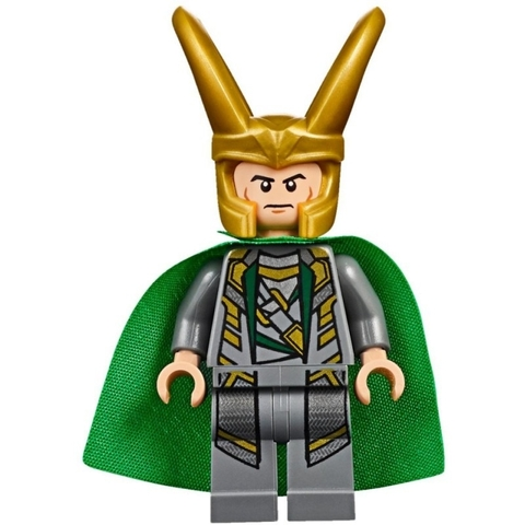 Loki - tên cầm đầu cho những tội ác không thể tha thứ