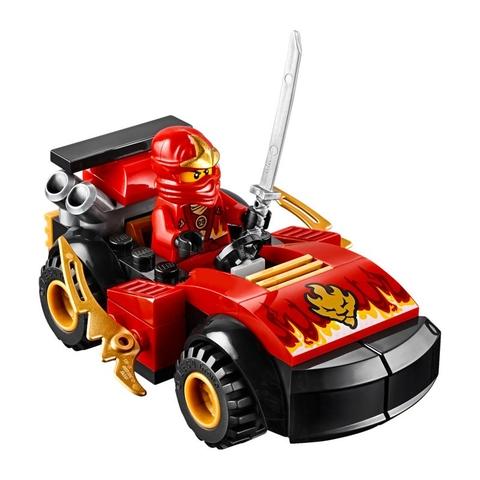Các mô hình ấn tượng trong bộ Lego Juniors 10722 - Trận Chiến Với Mãng Xà