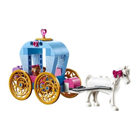Lego Juniors 10729 - Cỗ Xe Thần Tiên Của Lọ Lem - cỗ xe ngựa