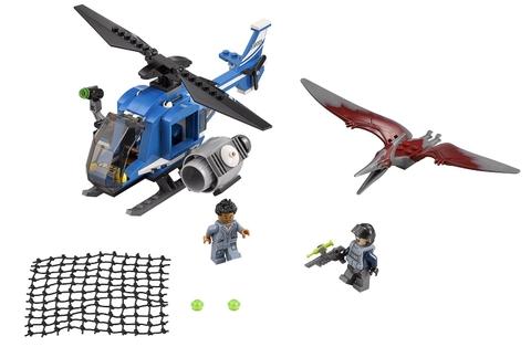 Lego Jurassic World 75915 - Truy Bắt Thằn Lằn Bay - toàn bộ các chi tiết