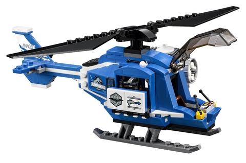 Lego Jurassic World 75915 - Truy Bắt Thằn Lằn Bay - tàu vượt không gian