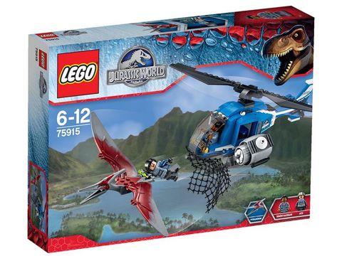 Ảnh bìa sản phẩm Lego Jurassic World 75915 - Truy Bắt Thằn Lằn Bay