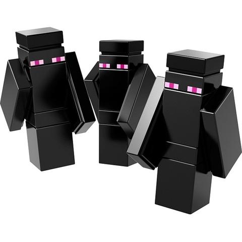 Bộ đồ chơi Lego Minecraft 21107 - Thế Giới Minecraft phát triển trí thông minh cho trẻ