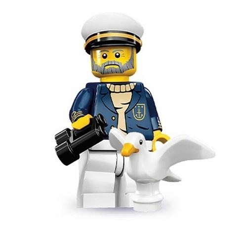 Bộ xếp hình Lego Minifigures 71001 - Nhân vật Lego số 10 cho bé làm quen với nhiều ngành nghề công việc khác nhau