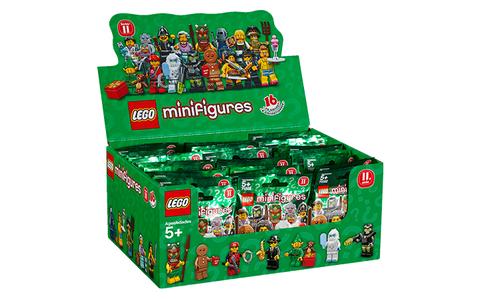 Hình ảnh trọn bộ sản phẩm Lego Minifigures 71002 - Nhân vật Lego số 11