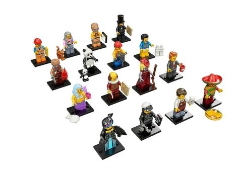 Lego Minifigures 71004 - Nhân Vật Lego The Movie kích thích sự sáng tạo cho bé
