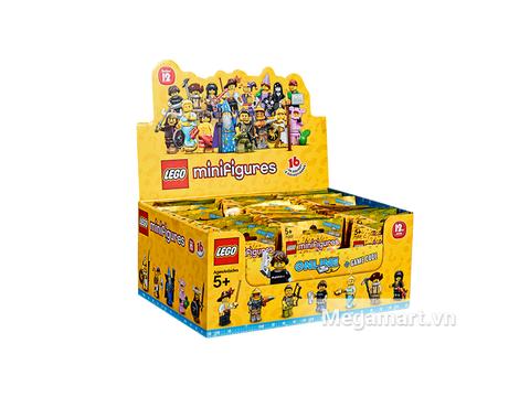 Hình ảnh bên ngoài sản phẩm Lego Minifigures 71007- Nhân vật Lego số 12