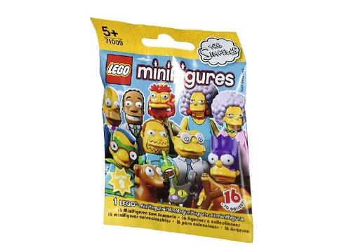 Bộ Lego Minifigures 71009 - Nhân Vật Lego The Simpsons
