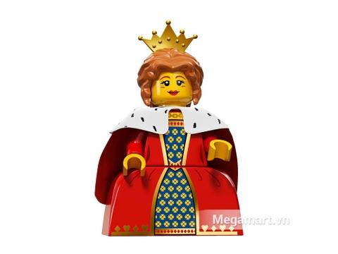 Lego Minifigures 71011 - Nhân vật Lego số 15 - nữ hoàng tối cao