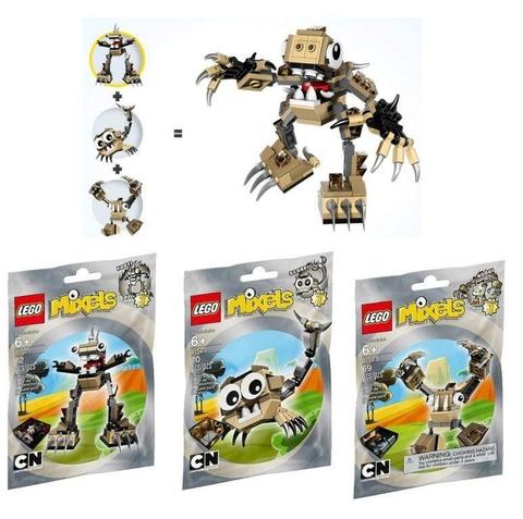 Ảnh bìa sản phẩm Lego Mixels 41523 - Sinh Vật Hoogi