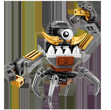 Nhân vật Gox với thiết kế mới lạ, sáng tạo