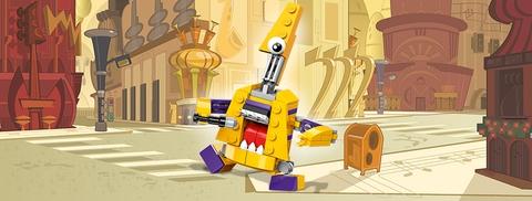 Lego Mixels 41560- Ghita điện Jamzy - chiếc đàn ngộ nghĩnh