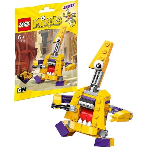 Lego Mixels 41560- Ghita điện Jamzy - nhân vật ngộ nghĩnh
