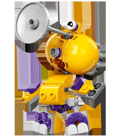 Lego Mixels 41562 - Kèn Trumpet Trumpsy chi tiết