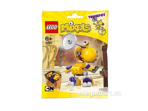 Lego Mixels 41562 - Kèn Trumpet Trumpsy Vỏ hộp