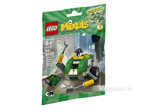 Vỏ bên ngoài sản phẩm Lego Mixels 41574 - Máy nghiền rác Compax