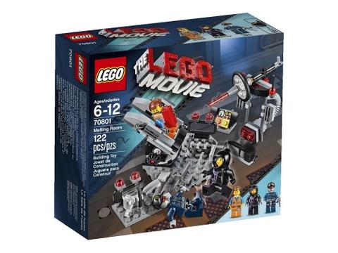 Hình ảnh hộp đựng sản phẩm Lego Movie 70801 - Phòng Nóng Chảy