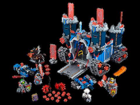 Toàn bộ bộ đồ chơi ghép hình Lego Nexo Knights 70317 - Pháo Đài Hiệp Sĩ