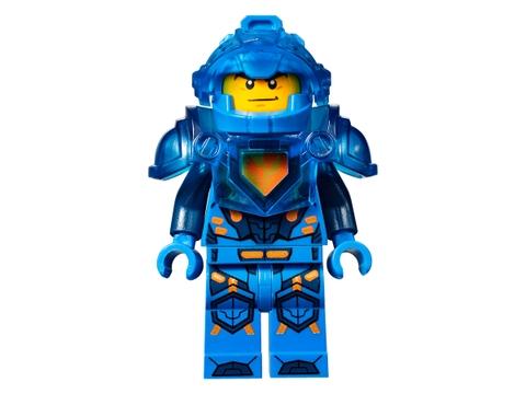 Nhân vật  Hiệp Sĩ Clay trong bộ Lego Nexo Knights 70330