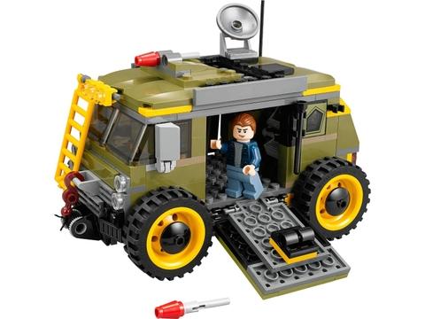 Các chi tiết có trong bộ xếp hình Lego Ninja Turtles 79115 - Xe Tải Rùa