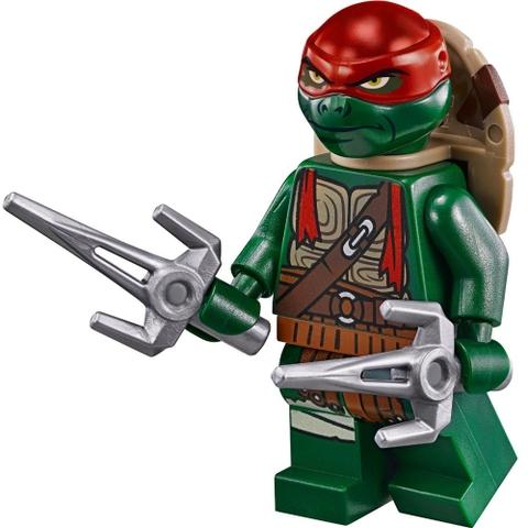 Nhân vật Ninja rùa trong bộ Lego