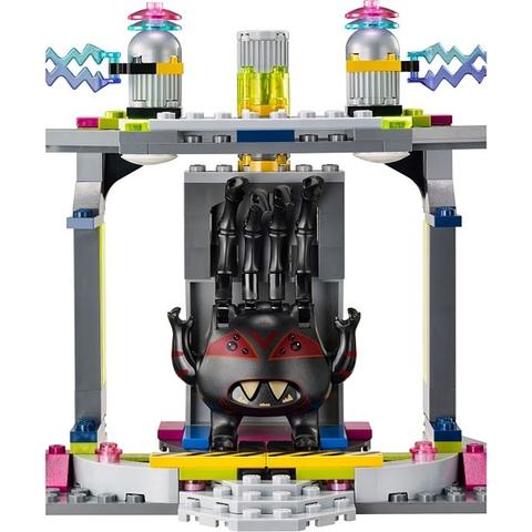 Hình ảnh sản phẩm Lego Ninja Turtles 79119 - Tấn Công Trung Tâm Đột Biến
