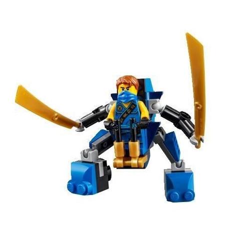 Lego Ninjago 30292 - Rô bốt điện Jay giá rẻ