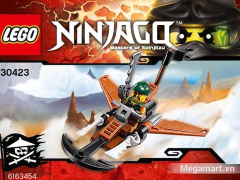 Các mô hình ấn tượng trong bộ Lego Ninjago 30423 - Mỏ neo phản lực