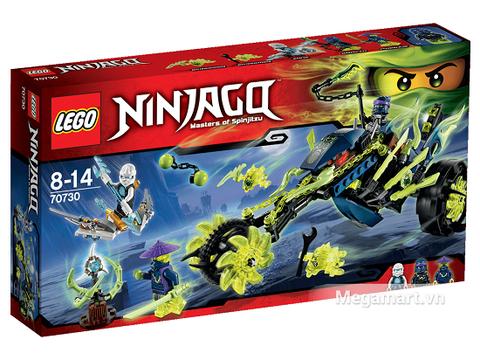 Vỏ hộp Lego Ninjago 70730 - Xe Phục Kích
