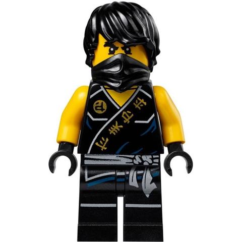 Hình ảnh 2 nhân vật trong bộ xếp hình Lego Ninjago 70753 - Thác Nham Thạch 1