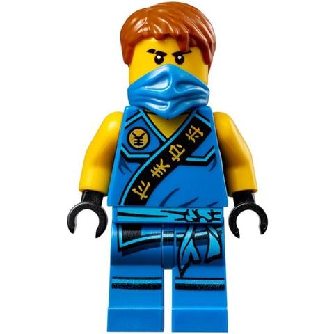 Nhân vật trong bộ Lego Ninjago 70754