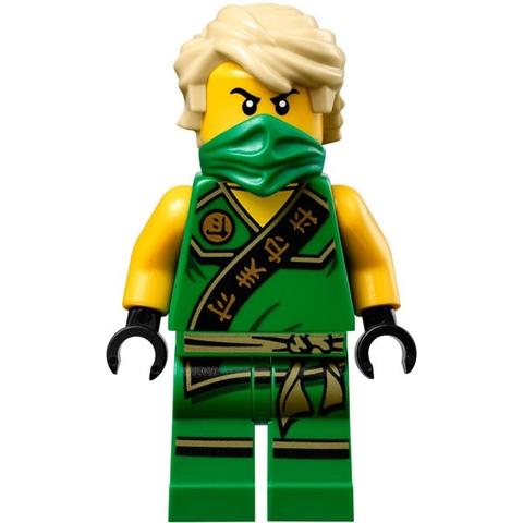 1 trong 2 nhân vật có trong bộ Lego Ninjago 70755 - Biệt Đội Rừng