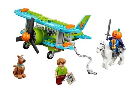 Mô hình Lego Scooby-Doo 75901 - Máy Bay Thám Hiểm Màu Nhiệm
