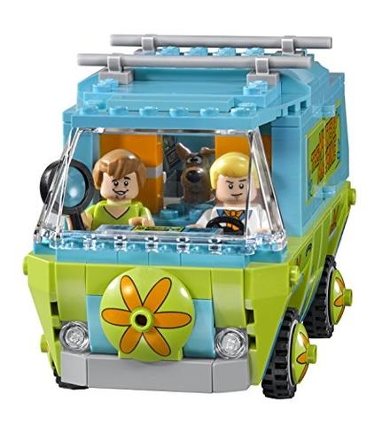 Người bạn Lego Scooby-Doo 75902 - Máy Thám Hiểm Màu Nhiệm sẽ giúp bé rèn luyện kỹ năng