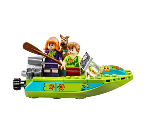 Khám phá bộ sản phẩm Lego 75903 trong chuyến hành trình khám phá Ngọn hải đăng ma ám