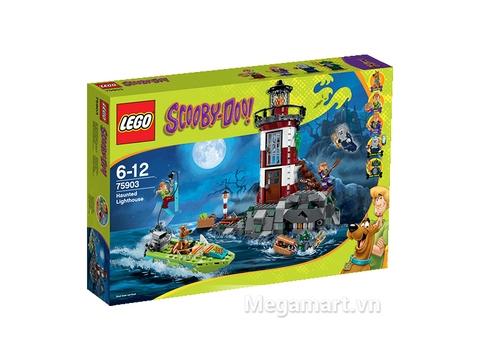 Hình ảnh bên ngoài sản phẩm Lego Scooby-Doo 75903 - Ngọn Hải Đăng Ma Ám