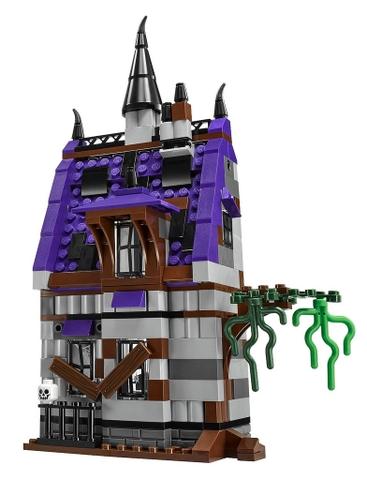 Cùng chơi Lego Scooby-Doo 75904 - Lâu đài bí ẩn để giúp bé hoàn thiện kỹ năng