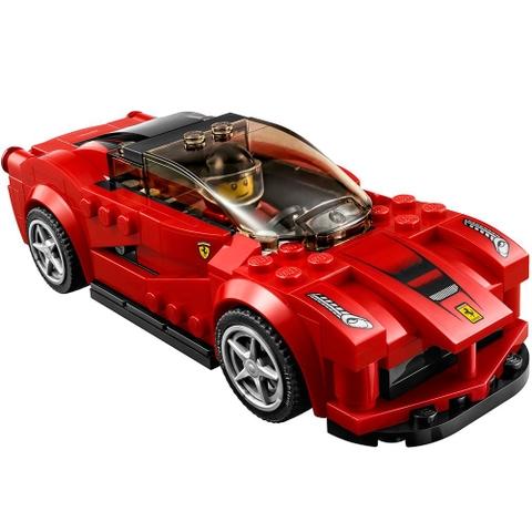 Mô hình siêu xe Ferrari LaFerrari được làm từ nhựa ABS an toàn
