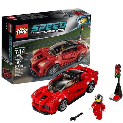 Bộ sản phẩmLego Speed Champions 75899 - Ferrari LaFerrari