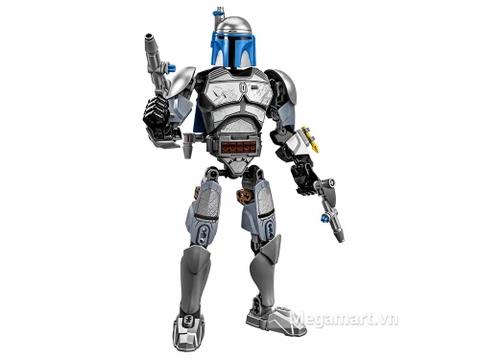 Mô hình Lego Star Wars75107- Thợ săn Jango Fett