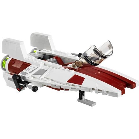 Bộ xếp hình Lego Star Wars 75003 - Phi Thuyền Chiến Đấu A-Wing™ với mô hình độc đáo