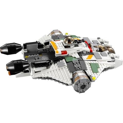 Bộ xếp hình Lego Star Wars 75048 - Bóng Ma với bối cảnh ly kỳ chờ bé khám phá
