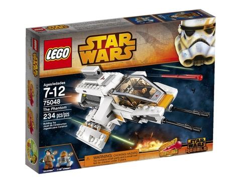 Hình ảnh vỏ hộp Lego Star Wars 75048 - Bóng Ma