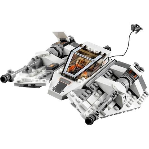 Bộ xếp hình Lego Star Wars 75049 - Tàu Trượt Tuyết với chủ đề hấp dẫn