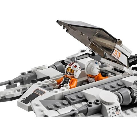 Đồ chơi Lego Star Wars 75049 - Tàu Trượt Tuyết thông minh an toàn cho bé