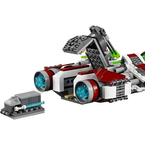 Bộ xếp hình Lego Star Wars 75051 - Tàu Do Thám Jedi cho bé chuyến hành trình phiêu liêu đầy thú vị